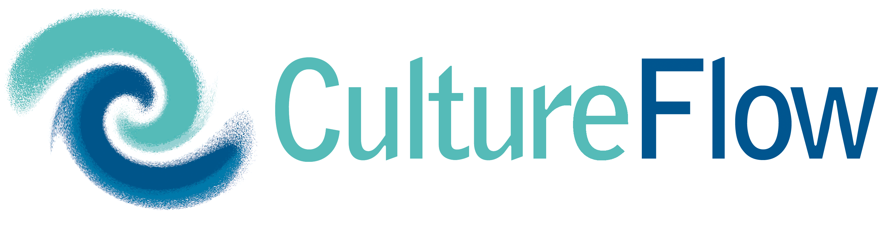 Corporate Design CultureFlow Logo